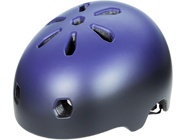 TSG Meta Graphic Design Helmet fade of grape